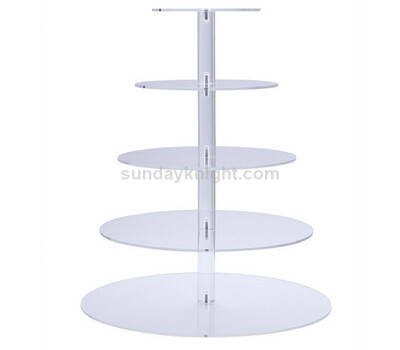 SKFD-200-1 Custom acrylic cupcake tower
