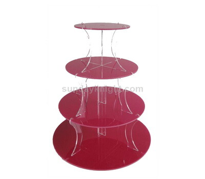 Wholesale Acrylic Cupcake Display Stand