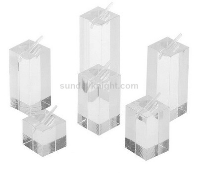 Acrylic ring display stands wholesale
