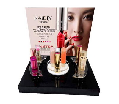 Lipstick display stands design