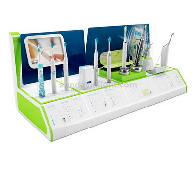 Electric toothbrush display stands