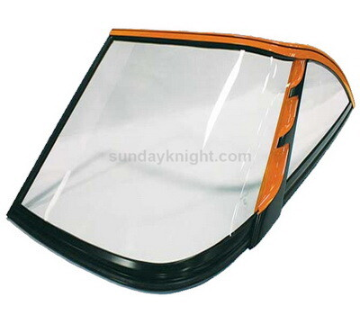 Custom acrylic windshields