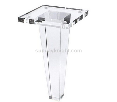 Acrylic furniture feet wholesale