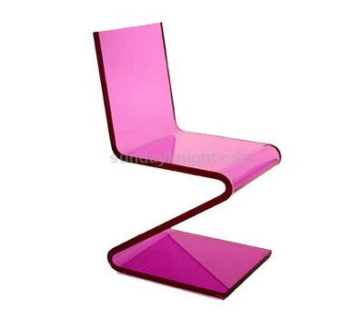 Custom acrylic Z Chair