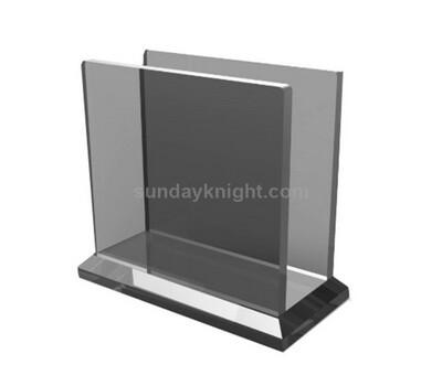 Custom Acrylic Desk File Holder