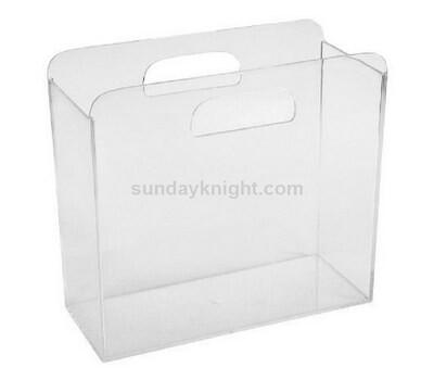 Custom Acrylic Slim File Box