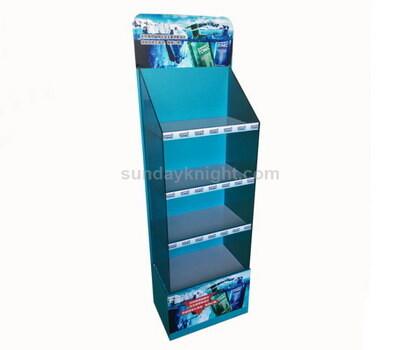 Custom acrylic display shelf