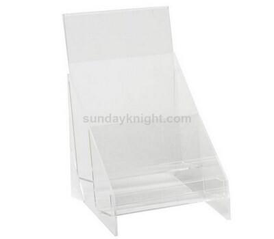 Acrylic pamphlet holder wholesale