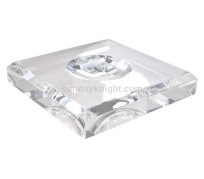SKCC-058 Acrylic soap tray wholesale