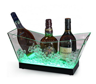 Custom LED Acrylic Ice Bucket