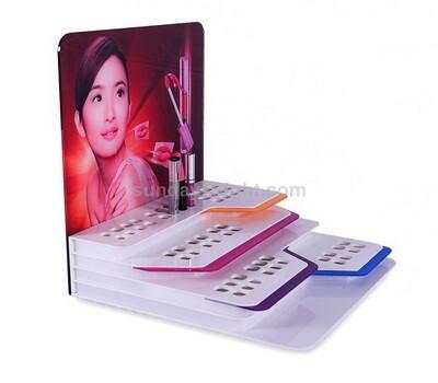 SKMD-419-2 Custom acrylic lip gloss display