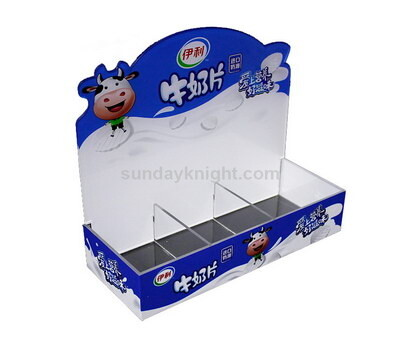 SKFD-230-1 Custom acrylic food display stand