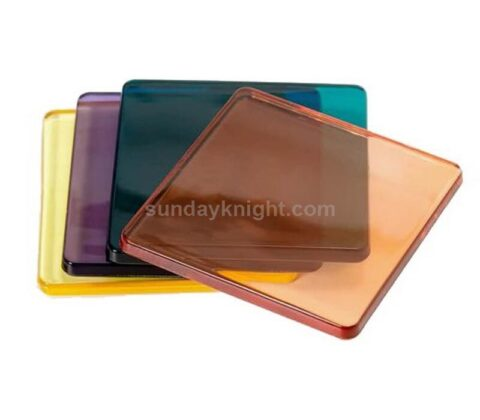 acrylic coaster wholesale