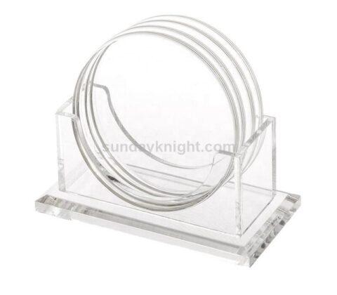 plexiglass coasters