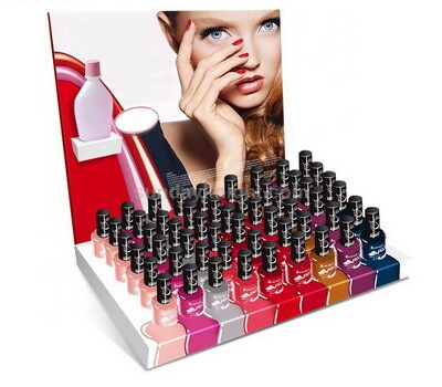 Nail salon polish display