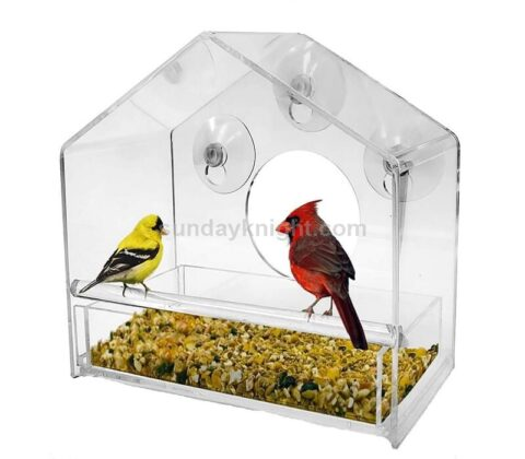suction cup bird feeder