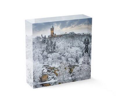 SKCA-072-1 Custom acrylic photo block acrylic prints wholesale