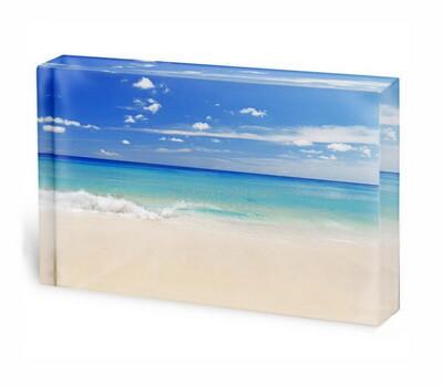 SKCA-072-3 Custom acrylic photo block acrylic prints wholesale