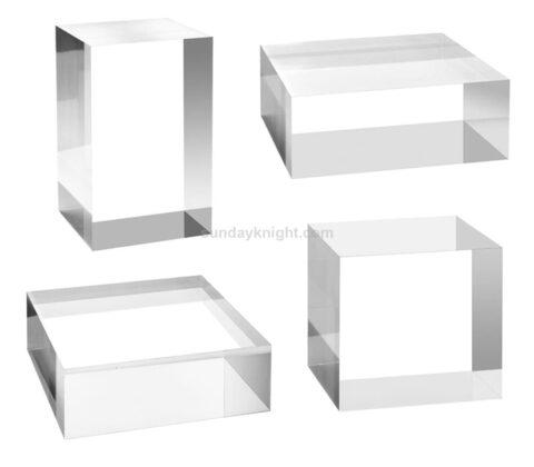 Custom acrylic blocks wholesale