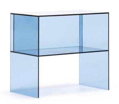 Custom acrylic desk lucite furniture
