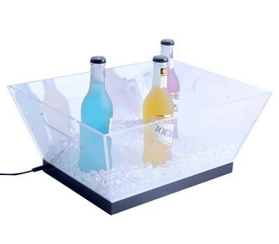 Acrylic LED Lighted Ice Bucket Wholesale