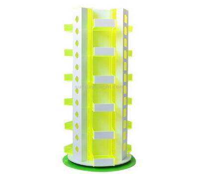 Design and customized makeup display shelf stand