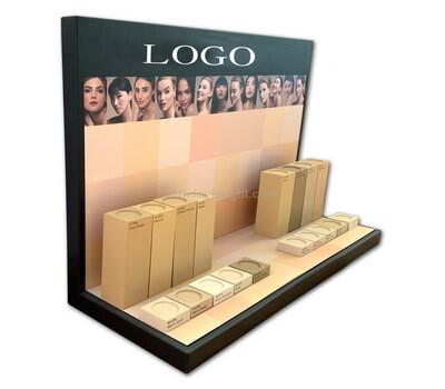 Custom makeup display stands