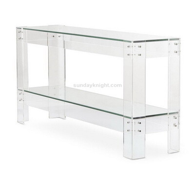 Lucite bedside table wholesale