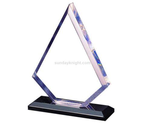 Custom acrylic trophy