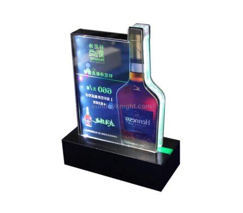 Custom LED acrylic logo sign holders