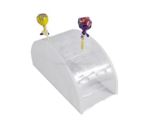 Acrylic lollipop display stand wholesale