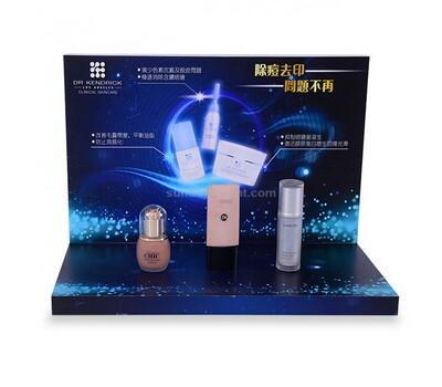 Custom Made Acrylic Cosmetic Displays